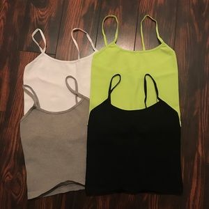 Free People Tighten Up Tank Various Colors M/L